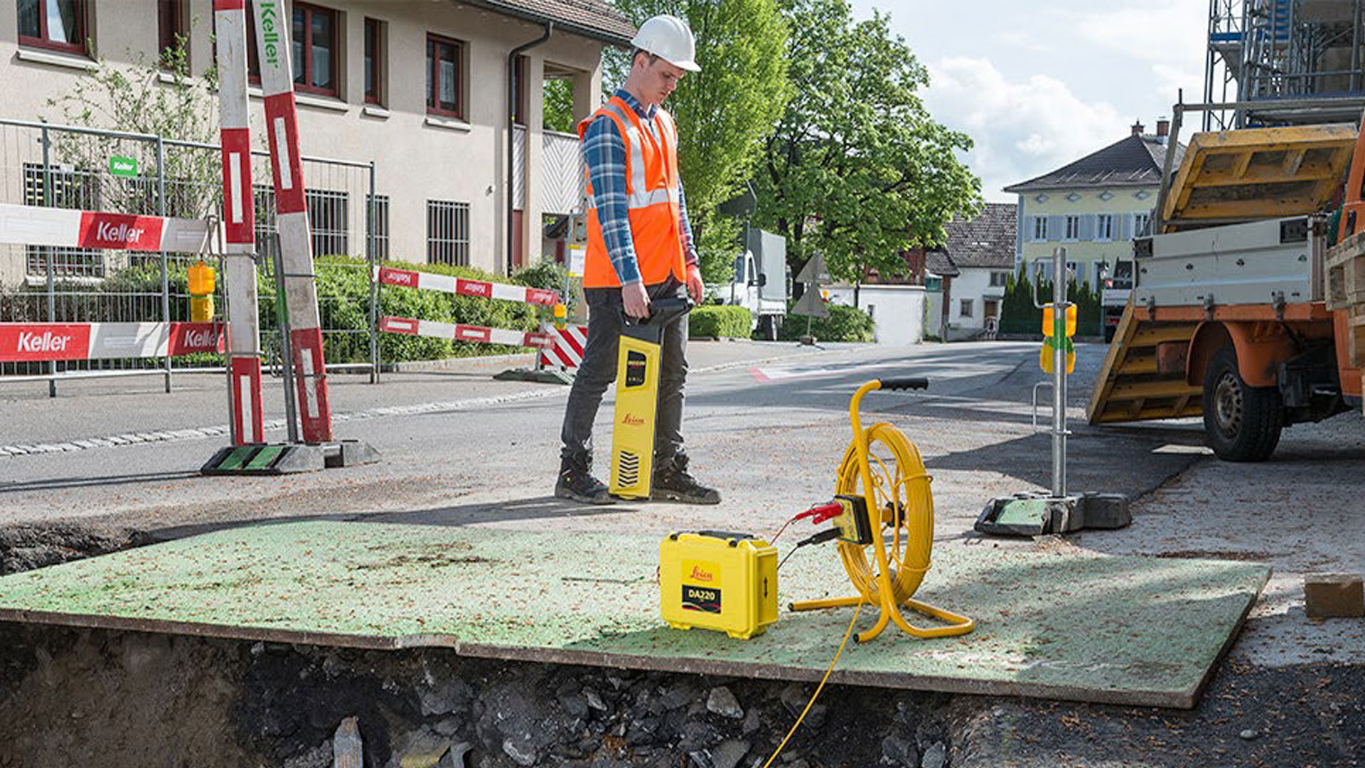RIICCM202D Identify, locate and protect underground services and dial before you dig