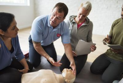 HLTAID003 Provide first aid and HLTAID001 Provide cardiopulmonary resuscitation